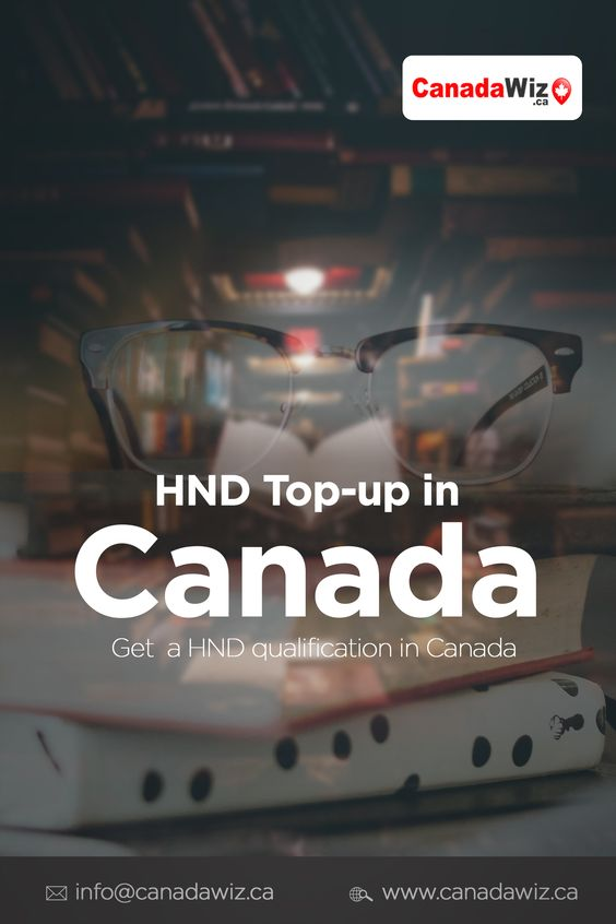Get-HND-top-up-in-canada